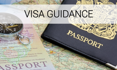 VISA Guidance